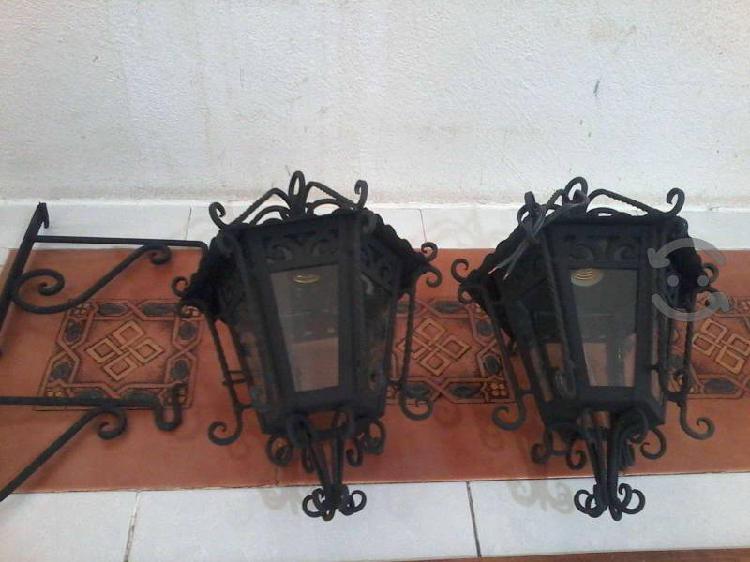 Lámparas para exteriores