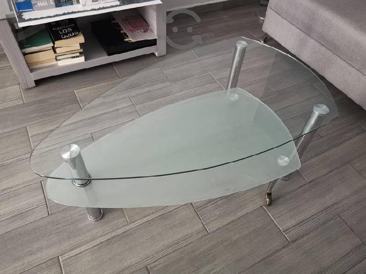 Mesa de centro y mesa tv