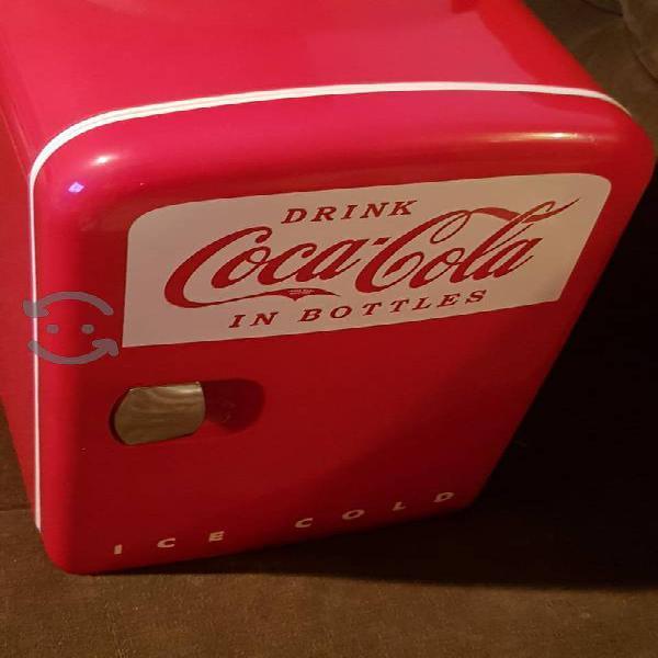 Mini refrigerador coca cola v/c