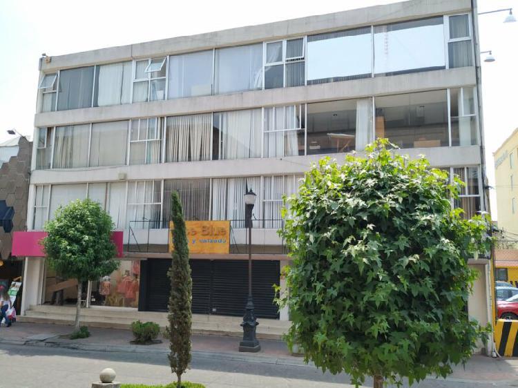 Piso en renta para oficinas en centro de toluca