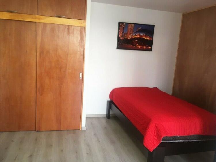 Renta de suite tipo loft, nueva, amueblada, independiente