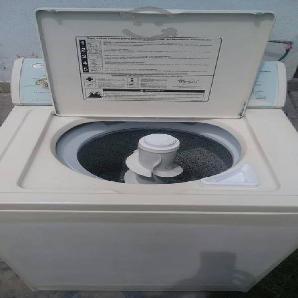 Lavadora whirlpool 20 kg de uso rudo