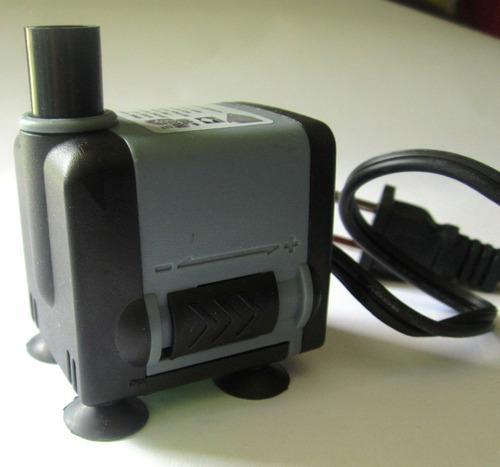 Bomba agua sumergible 450 lt 90 cm fuente 4207