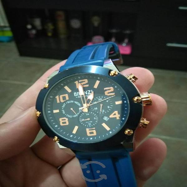 Branzi orologi chronograph wr 100 h.k. processing