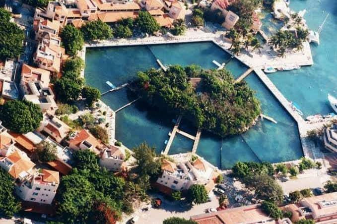 Departamento en venta en puerto aventuras riviera maya