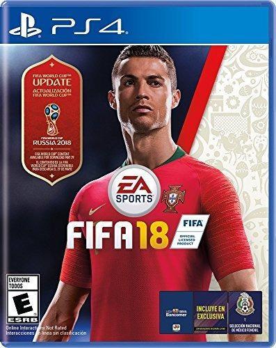 Juego fifa 18: world cup para playstation 4 nuevo y sellado