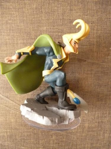Loki fig marvel legends de juego disney infinity 2.0