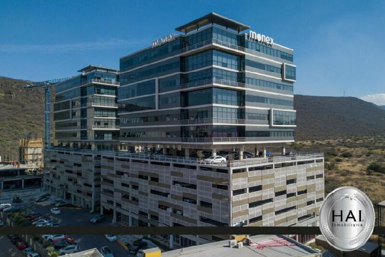 Oficina renta ubicada en principal corporativo de queretaro