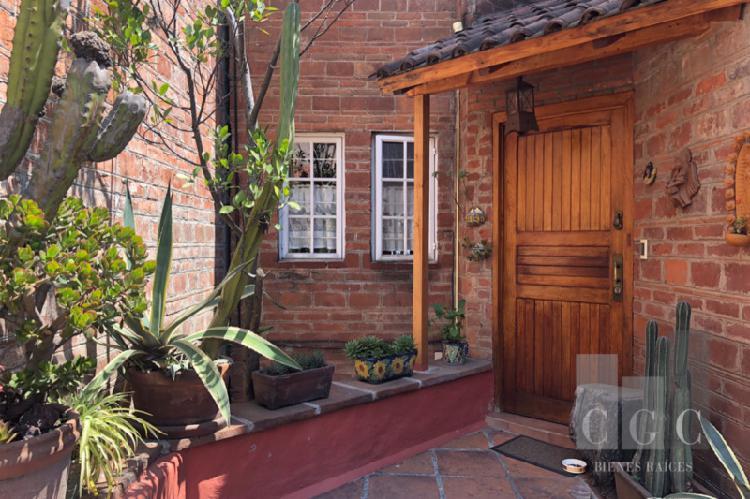 Preciosa casa estilo inglés en venta, san nicolás