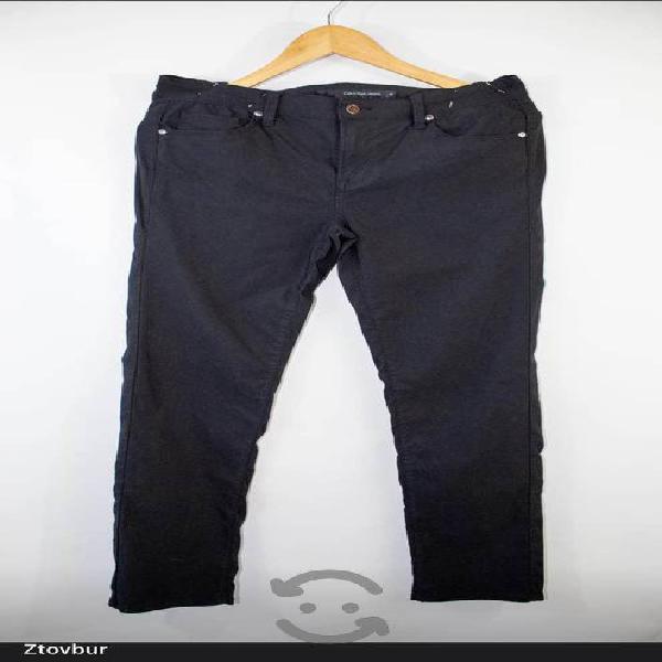 Pantalon negro calvin klein talla 10