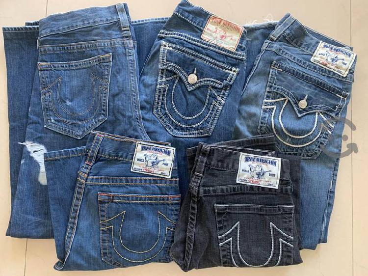 Pantalones true religiontalla 34