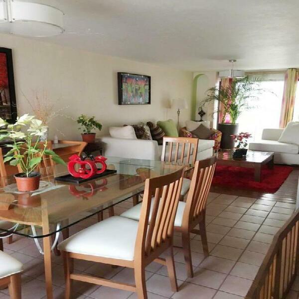Venta casa en condominio cuajimalpa