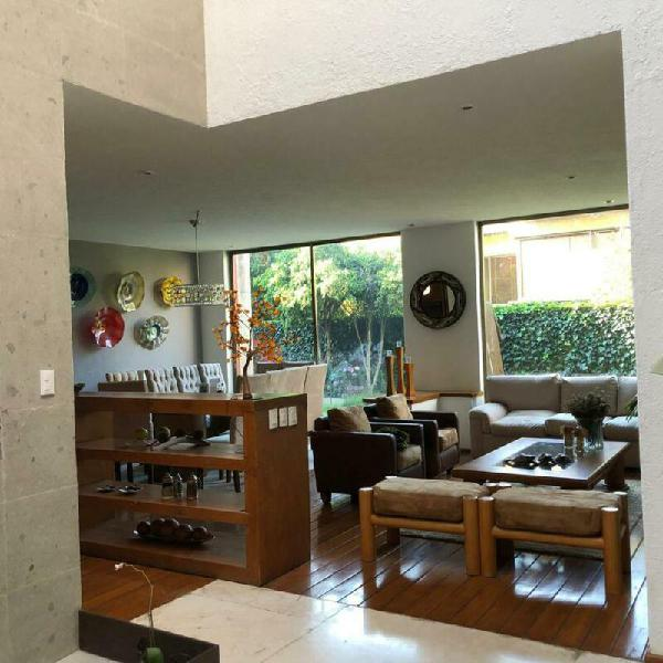 Venta casa en condominio jesús del monte cuajimalpa