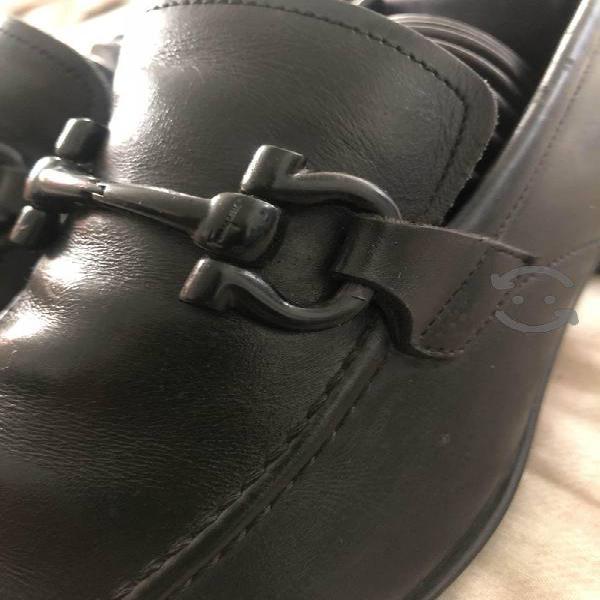 Zapato salvatore ferragamo originales son 7, 7.5