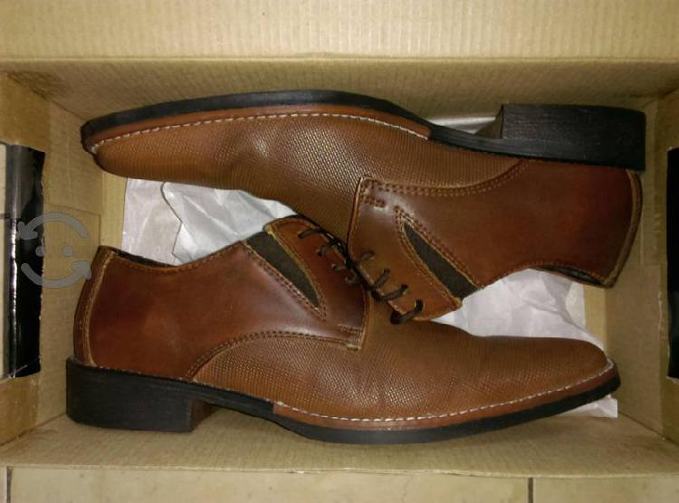 Zapatos contempo piel 26mx