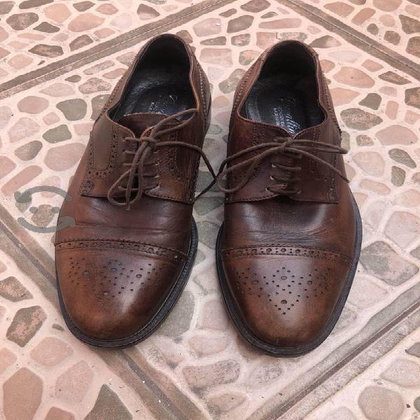 Zapatos de vestir italianos 29.5 mexicano