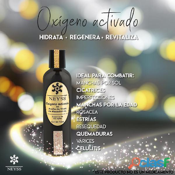 BELLEZA Cosmetico ACTIVADO NEYSS