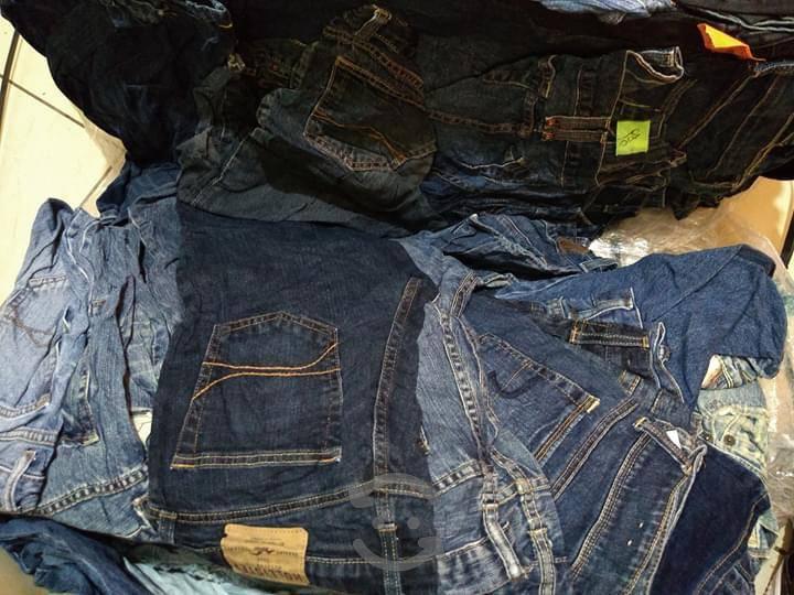 Pacas de ropa americana