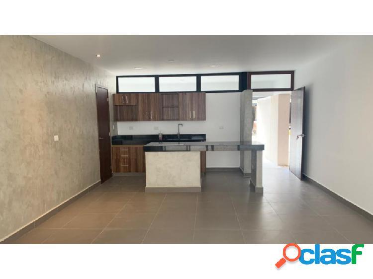 Casa en renta amueblada residencial madero 54