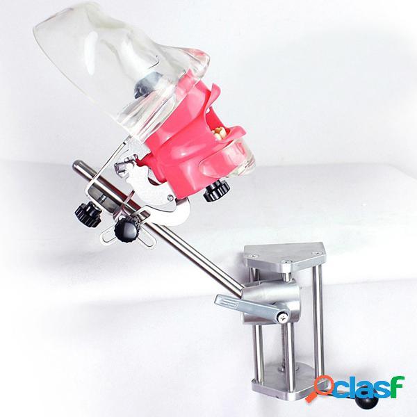 Modelo de enseñanza dental de silicona estudio de boca dental estudio de cuidado oral profesional demostrar el modelo de cuidado de dientes
