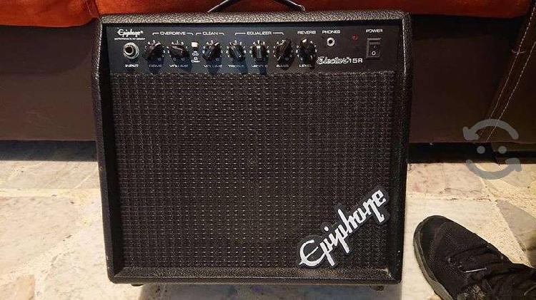 Amplificador epiphone electar 15r
