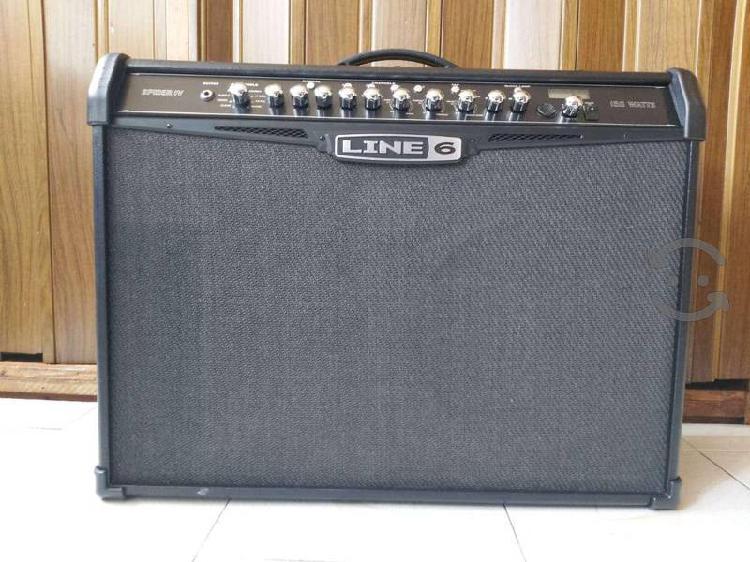Amplificador para guitarra line 6 spider iv 150