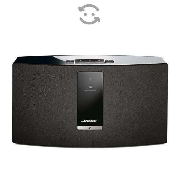 Bose - bocina inalámbrica soundtouch 20 series iii