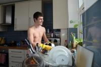 Busco chavo que limpie mi cuarto en boxer