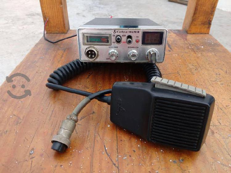 Cb radio cobra 19 ltd ll 40 canales