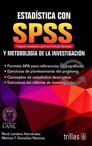 Estadistica con spss y metodologia de la investig