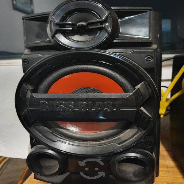 Estéreo lg xboom