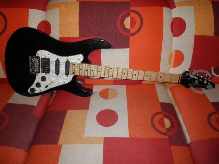 Guitarra dotch by fanndec