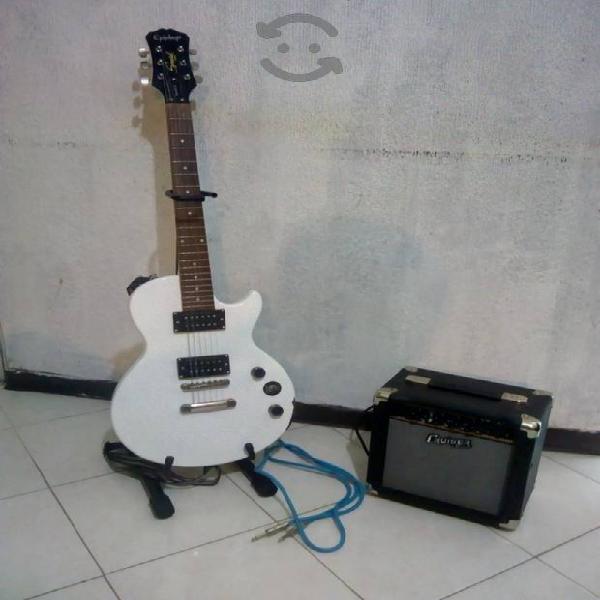 Guitarra electrica epiphone les paul special ll