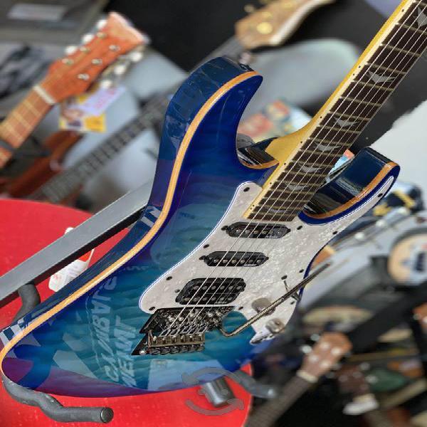 Guitarra eléctrica schecter banshee $16,997.00