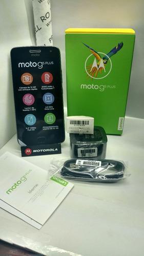 Moto g5 plus dual sim total mente nuevo y libre original