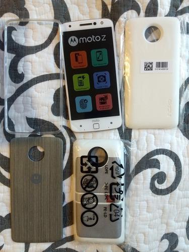 Moto z dorado 64 gb nuevo liberado