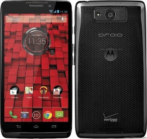 Motorola droid ultra xt1080 2gb ram 16gb 5 pulg