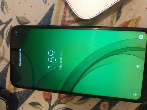 Motorola g7 power azul para refacciones leer!! $1700.