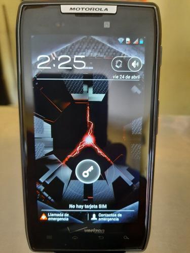 Motorola moto droid razr maxx xt912 verizon liberado