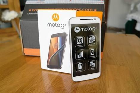 Motorola moto g4 /liberado/