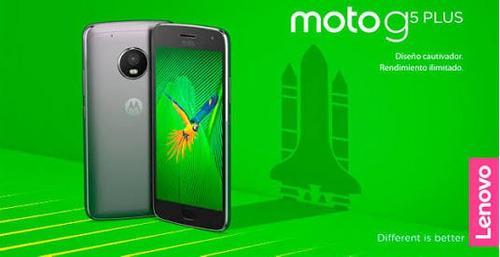Motorola moto g5 plus 32 gb 2 ram 4g lte octa core 5.2 plgs