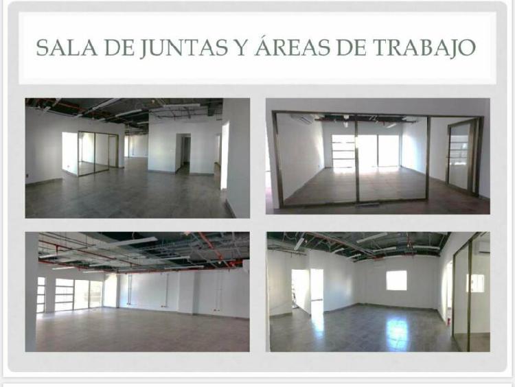 Renta de oficinas corporativas en cancun 240 m2