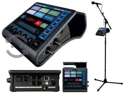 Voicelive touch harmony
