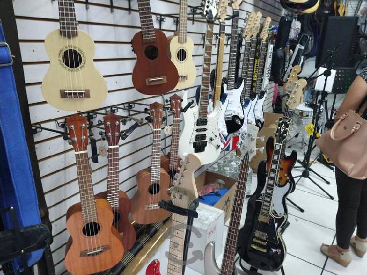Instrumentos musicales y de audio