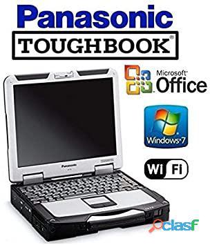 Laptop de uso rudo panasonic cf31 intel core i5
