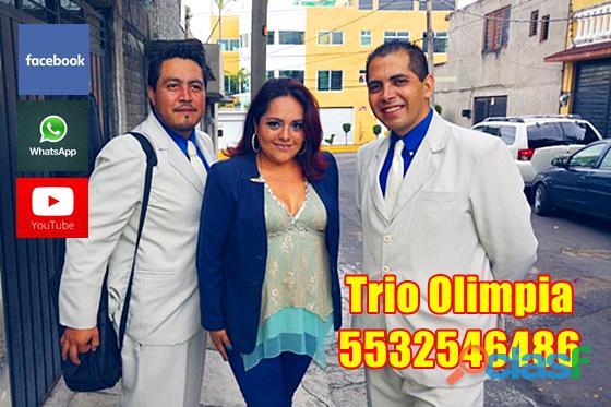 Trios musicales en tlalnepantla