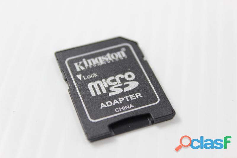 Adaptador Convertidor Tarjeta Sd A Micro Sd Usado (ver Fotos 2