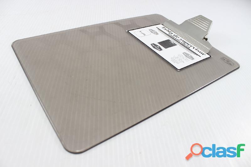 Tabla Apoyo Con Clip Portapapeles Oficio Plastico 22.6x38