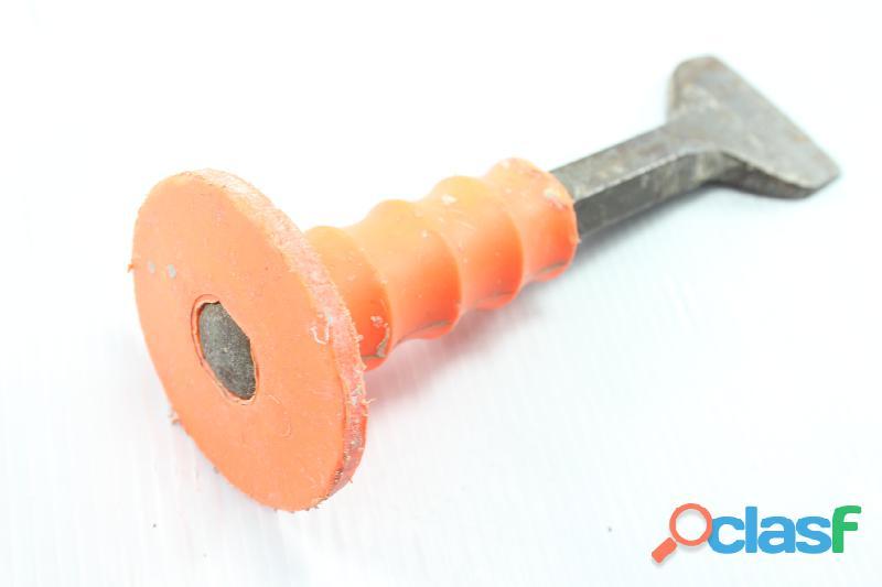 Cincel Con Grip Cuña 3/4 PuLG Largo 8 PuLG Usado (ver Fotos)