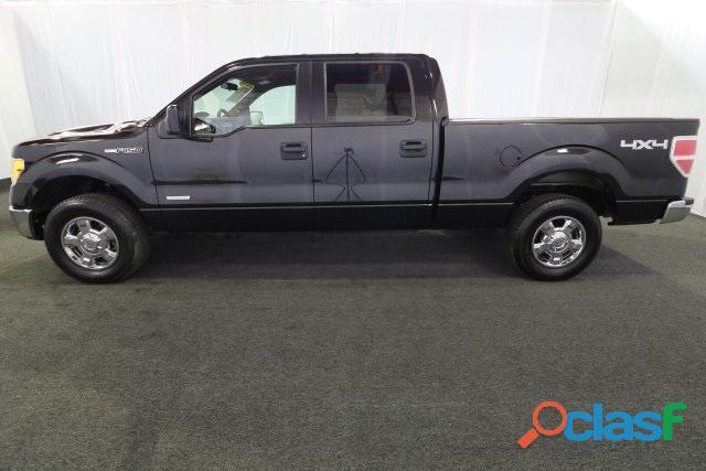 Ford f150 año 2014 4x4 color negro